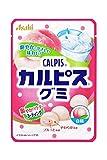 アサヒグループ食品 「カルピス」グミ 白桃 40g×8袋