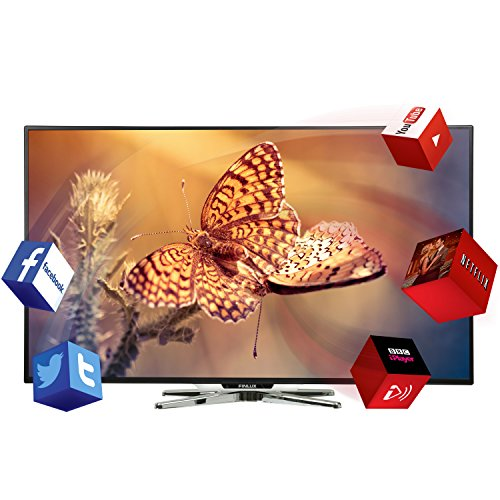 Finlux 42 Inch Smart LED TV Full HD 1080p Freeview HD (42FME242S-T)