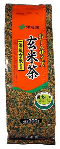 Ito-En - Loose Genmai Cha (Brown Rice Tea) 10.6 Oz. Home Size