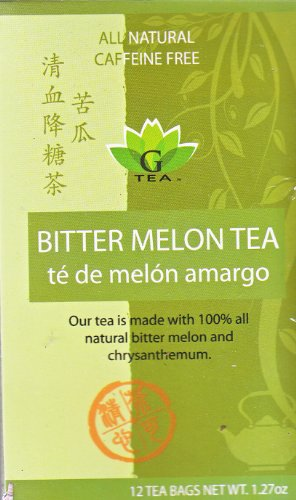 Bitter Melon Tea - 12 Tea Bags