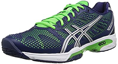 Buy ASICS Mens Gel-Solution Speed 2 Tennis Shoe by ASICS