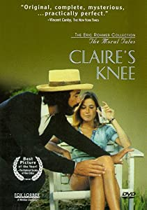"Cover of ""Claire's Knee"""