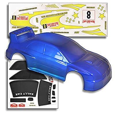 Redcat Racing 200mm Onroad Car (1/10 Scale), Body Blue
