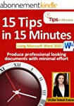 15 Tips in 15 Minutes using Microsoft...