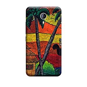 CaseLite Premium Printed Mobile Back Case Cover With Full protection For Micromax Canvas Xpress 2 E313 (Designer Case)