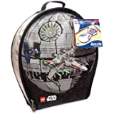 Neat-Oh! LEGO Star Wars ZipBin Death Star Transforming Toybox