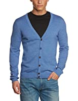 TOM TAILOR Herren Pullover grindle cardigan/401