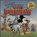 Greatest Hits Of Walt Disney