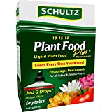 Schultz All Purpose Liquid Plant Food 10-15-10, 8 oz