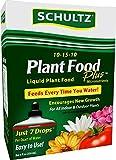 Schultz All Purpose Liquid Plant Food 10-15-10, 8 oz