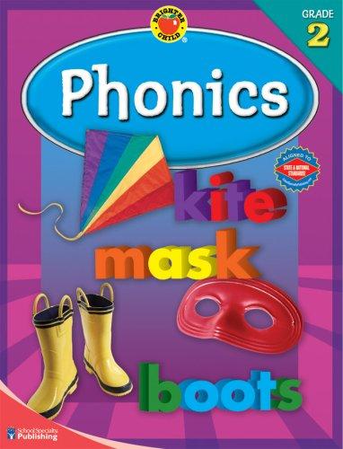 Brighter Child Phonics, Grade 2