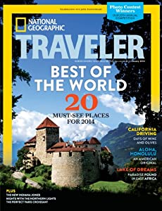 Buy National Geographic Traveler
