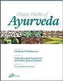 Major Herbs  of Ayurveda, 1e