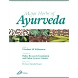 Major Herbs  of Ayurvedaby Elizabeth M. Williamson