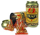 Jelly Belly Draft Beer Flavored Jelly Beans In Individual Beer Cans (12 Cans), 1.75 Oz. Ea.