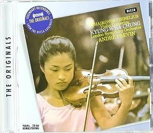Tchaikovsky/Sibelius: Violin Concertos  (DECCA The Originals)
