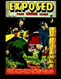 img - for Exposed #4: Golden Age Crime Comic 1948 book / textbook / text book