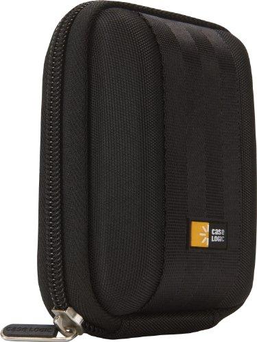 Case Logic QPB-201BK EVA Molded Compact Camera Case (Black)