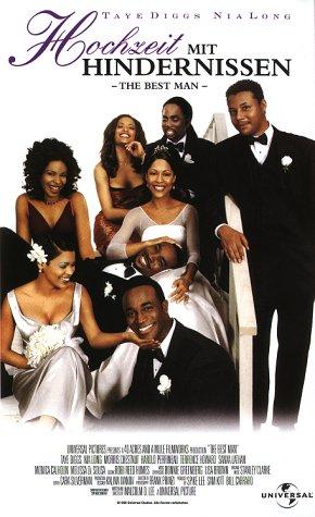 Hochzeit mit Hindernissen - The Best Man [VHS]