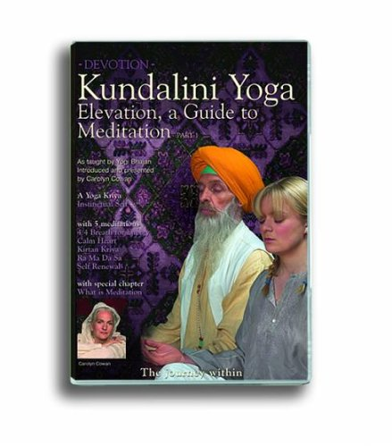 Kundalini Yoga, A Guide to Meditation. Part 1