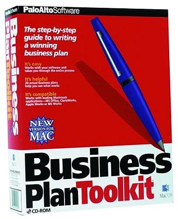 Business Plan Toolkit 7.0