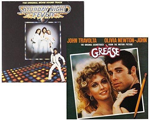WALTER MURPHY - Saturday Night Fever - Grease - John Travolta 2 Cd Album Bundling - Zortam Music