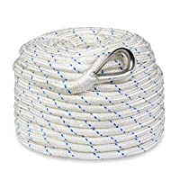 Norestar Braided Nylon Anchor Rope with Thimble