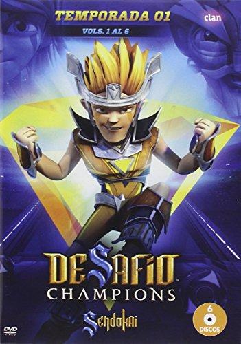 Desafío Champions Sendokai - Temporada 1, Volúmenes 1-6 (Desafio Champions Sendokai compare prices)