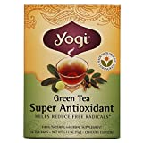 Yogi Tea Organic Teas Green Tea Super Antioxidant - 16 Bags