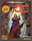 Labyrinth of Madness (AD&D Fantasy Roleplaying Adventure) (0786903309) by Cook, Monte