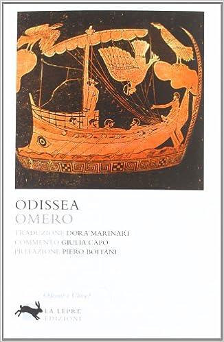 Il libro dell'Odissea
