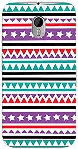 Kasemantra Tribal pattern Case For Motorola Moto G3