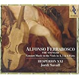 Alfonso Ferrabosco, The Younger: Consort Music to the Viols in 4, 5, & 6 Parts