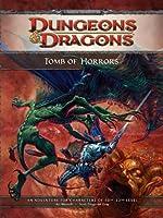 """Tomb of Horrors: A 4th Edition D&d Super Adventure (""""Dungeons & Dragons"""" Super Adventure) (""""Dungeons & Dragons"""" Super Adventure)"""