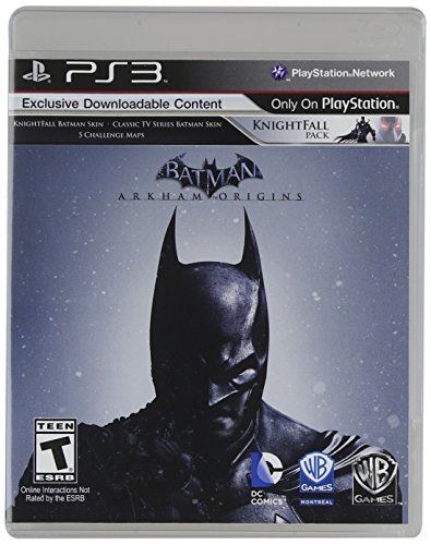 Batman: Arkham Origins – Playstation 3 image