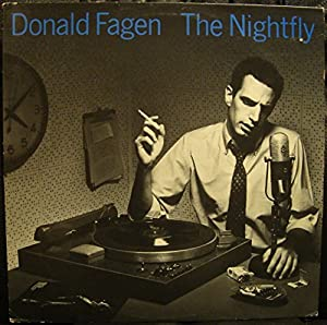 [LP Record] The Nightfly - Donald Fagen