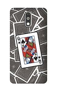 ZAPCASE PRINTED BACK COVER FOR MOTOROLA MOTO G4 PLAY Multicolor