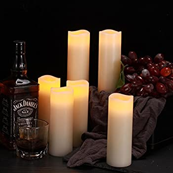Flameless Candles, Battery Operated 6