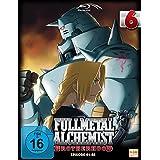 Fullmetal Alchemist: Brotherhood - Volume 6 Digipack im Schuber mit Hochprägung und Glanzfolie - Limited Edition