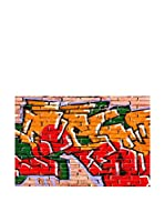 Legendarte Lienzo Graffiti Indecifrabili 60X90