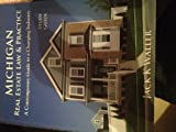 img - for Michigan real estate law & practice: A contemporary guide to a changing business book / textbook / text book