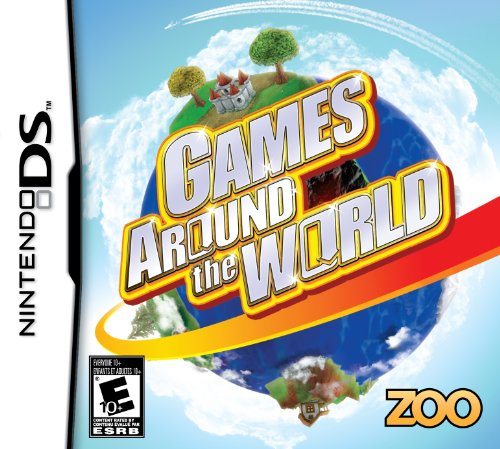 Games Around The World - Nintendo DS - 1