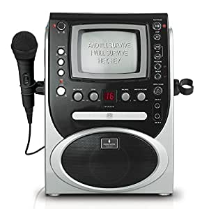 Singing Machine STVG-519 CDG Karaoke Player
