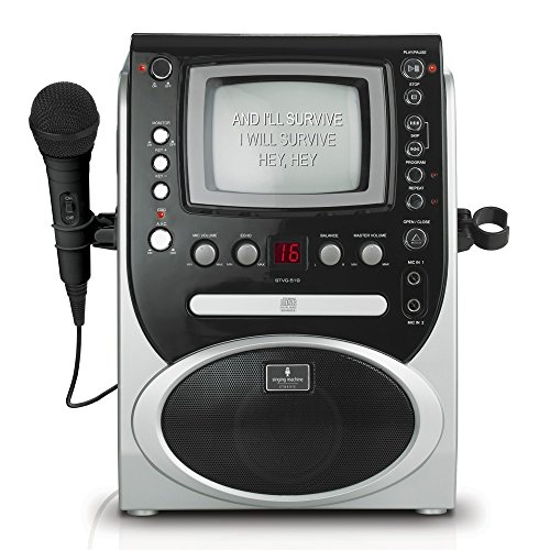 Purchase Singing Machine STVG-519 CDG Karaoke Player