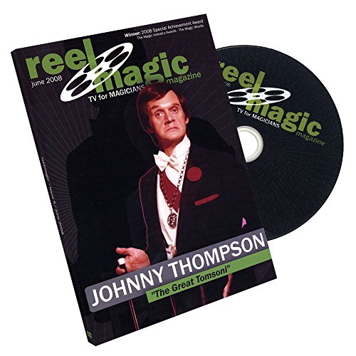 Murphy's Magic Reel Magic Magazine Episode 5 Johnny Thompson DVD - 1