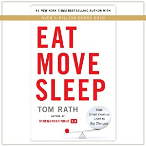 Eat Move Sleep | Livre audio
