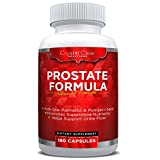 Saw Palmetto Capsule (180) Prostate Cleanse Supplement, Best Help for Frequent Urination, Prostate Health, and Hair Loss, Veggie Capsules (180)