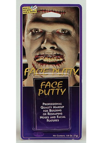 [Halloween Face Putty Skin Make-Up] (Nose Putty)
