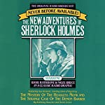 The Strange Case of the Demon Barber and The Mystery of the Headless Monk: The New Adventures of Sherlock Holmes, Episode #4 | Anthony Boucher,Denis Green