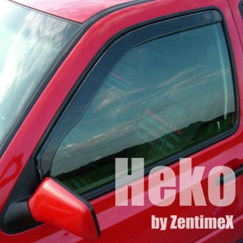 HEKO Z902009 Windabweiser Regenabweiser für CADDY 04- für...